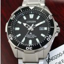 Citizen TITAN ECO-DRIVE Solar Divers 200 Taucheruhr...