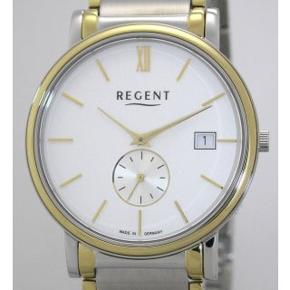 Elegante Regent GM-1407 Herrenuhr MADE IN GERMANY UVP 258,00 EUR