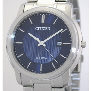 Citizen Sports ECO-DRIVE Solaruhr Herrenuhr AW1211-80L 5 ATM - 41 mm