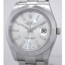 Rolex Oyster Perpetual Datejust II Edelstahl Chronometer...