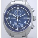 Citizen ECO-DRIVE Solar Sport-Chronograph 41 mm - 10 BAR...