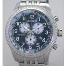 Citizen ECO-DRIVE Edelstahl Solar Chronograph - 10 BAR WR...