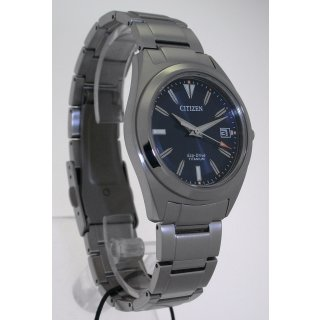 Citizen ECO-DRIVE SUPER TITANIUM Solar Damenuhr FE6150-85L 5 BAR WR
