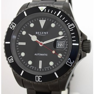 Regent Automatic Made in Germany 10 BAR WR UVP 268,00 EUR Ref. GM-1448
